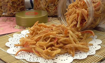 Crispy Deep-Fried Crab Sticks (Surimi)