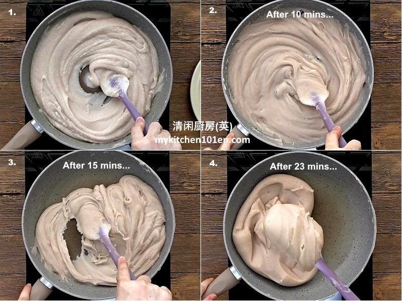 Mooncake Taro Paste Filling