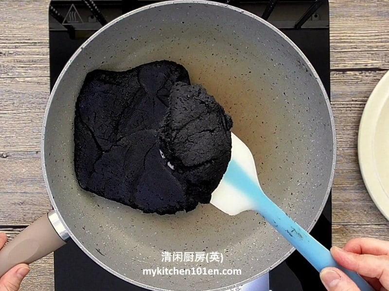 Black Sesame Paste for Mooncake