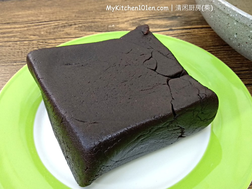 Traditional Red Bean Paste for Mooncake