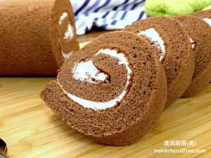 Swiss Roll Chocolate flavour