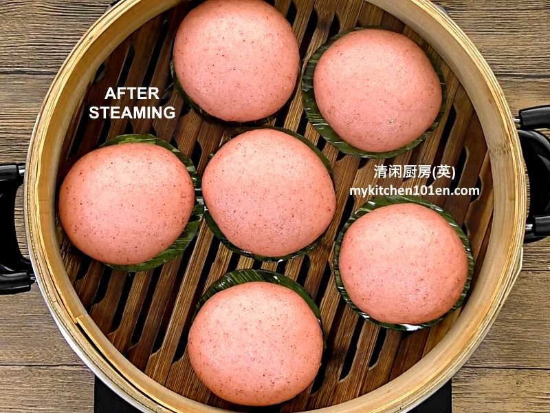 Red yeast hee pan xi ban