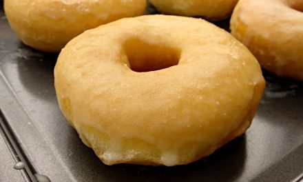 Best Classic Donut with Icing Sugar Glaze You Will Ever Make at Home