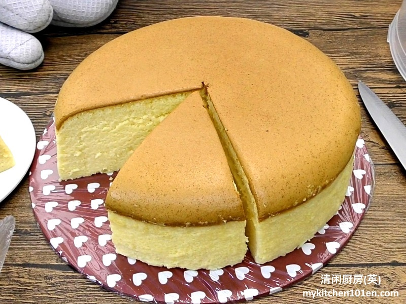 Cotton Cheesecake Cheddar Cheese version