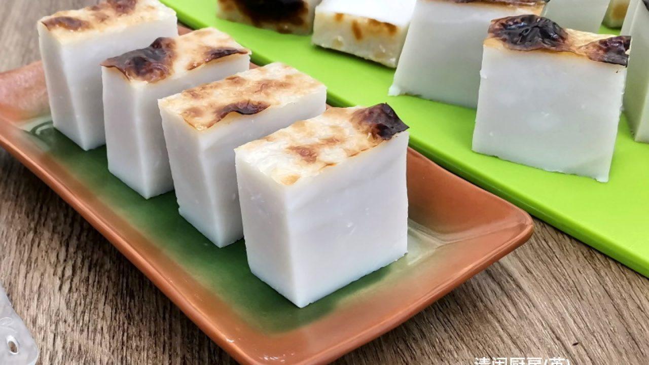 Kuih Bengkang Bingka Tepung Beras Rice Flour Version Kuih Bengkang Mykitchen101en Com